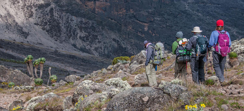 Mawenzi Adventures - mountain climbs, Mount Kilimanjaro, Mount Meru, Tanzania, trekking