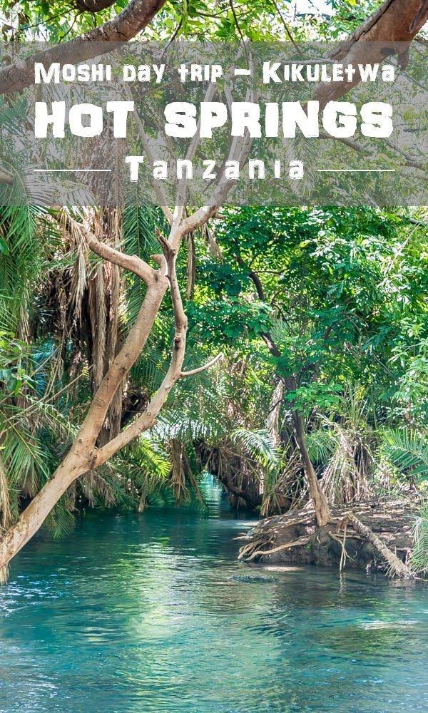 Kikuletwa hotsprings, Tanzania / Things to do in Moshi, Arusha / Hot springs / Chemka, Maji Moto