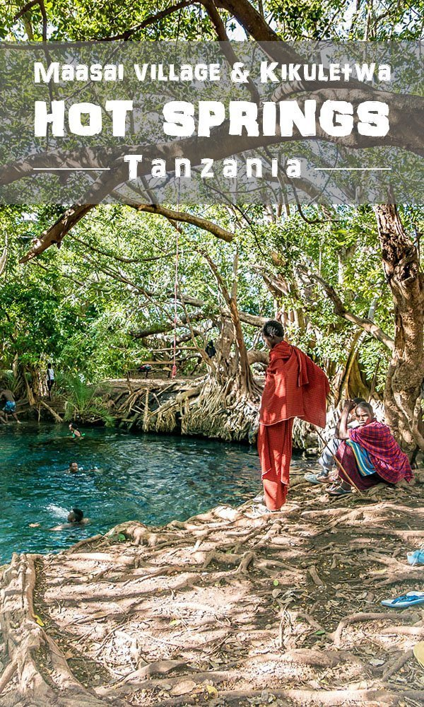 Maasai village experience and Kikuletwa hotsprings, Tanzania / Things to do in Moshi, Arusha / Hot springs / Chemka, Maji Moto