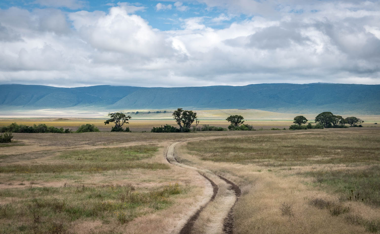 Tanzania national parks and destinations - Ngorongoro conservation area and crater
