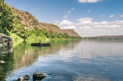 DAY TRIPS AND SHORT TOURS AROUND MOSHI, Tanzania - Marangu cultural tour, waterfall and Lake Chala