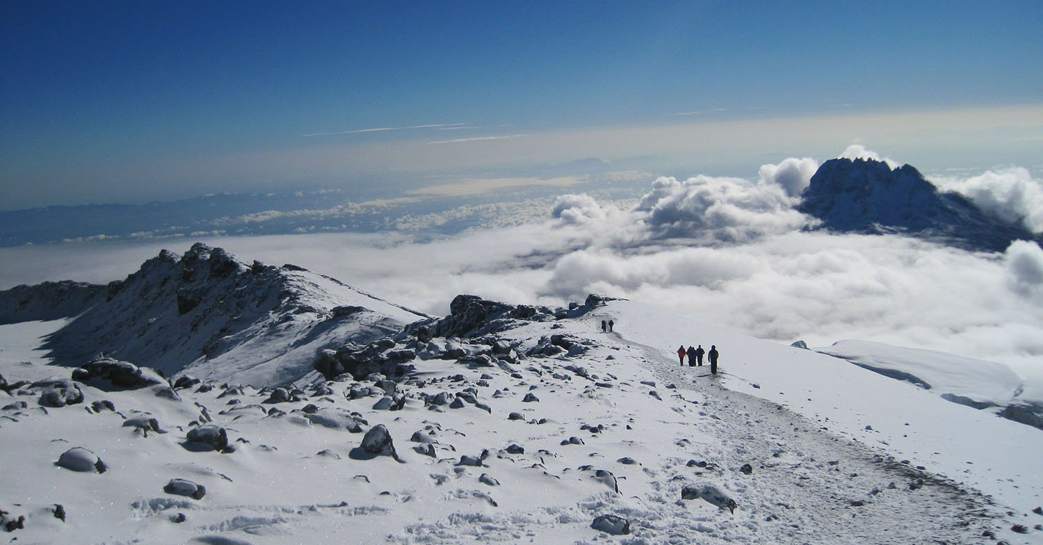 Tanzania national parks and destinations - Mount Kilimanjaro National Park