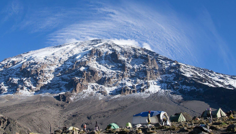 Mountain climbs - Mount Kilimanjaro, Tanzania, trekking - Lemosho route