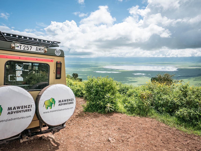 Wildlife safari - 4 days 3 night, Lake Manyara or Tarangire National Park, Serengeti National Park and Ngorongoro conservation area / crater, Tanzania - big five