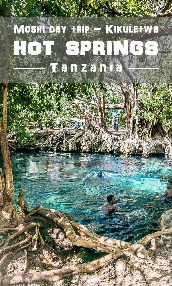 Kikuletwa hotsprings, Tanzania / Things to do in Moshi, Arusha / Hot springs / Chemka, Maji Moto